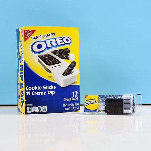 Oreo Handi-Snacks Cookie Stick Creme