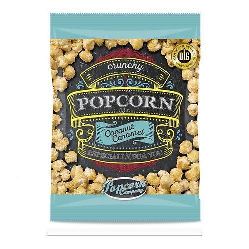 Popcorn Crunchy Cocco e Caramello