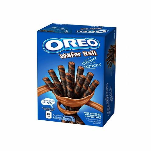 Oreo Wafer Rolls
