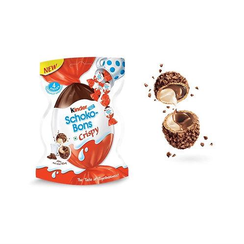 Schoko-Bons Crispy