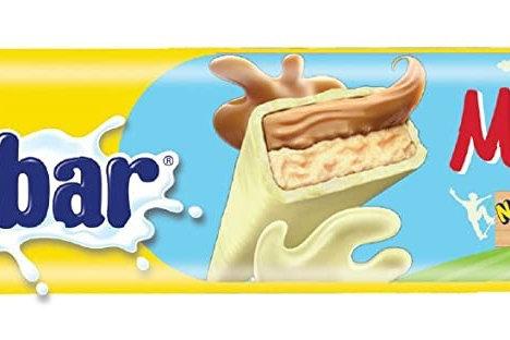 Milky Bar Mocha