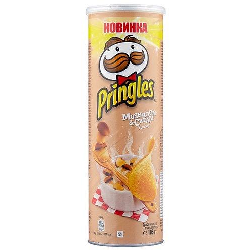 Pringles panna e funghi porcini