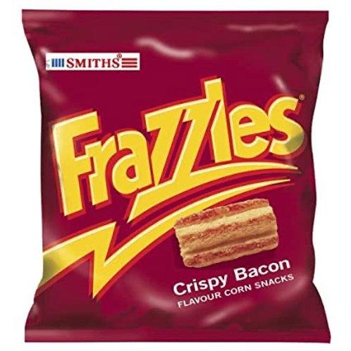 Patatine Frazzles Crispy bacon