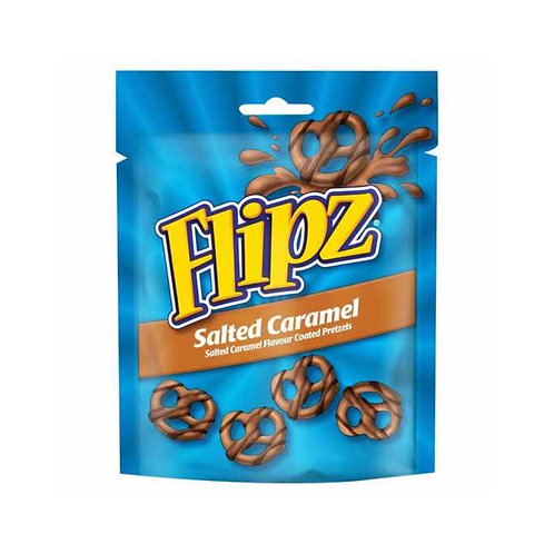 Flipz Salted Caramel