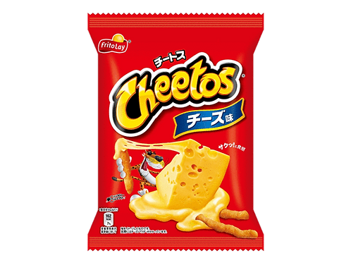 Cheetos cheese crunch (imported japan)