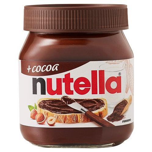 Nutella + Cocoa