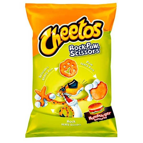 Cheetos Hamburger