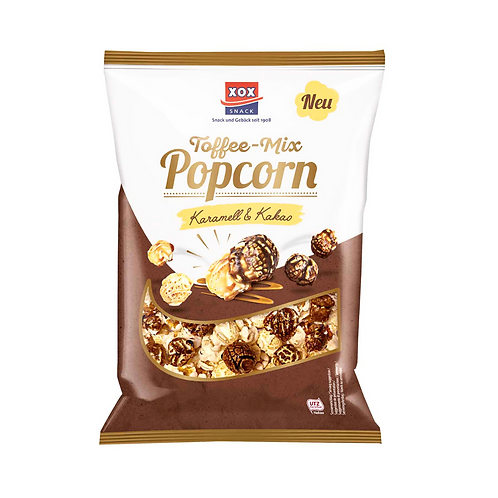 Popcorn cacao