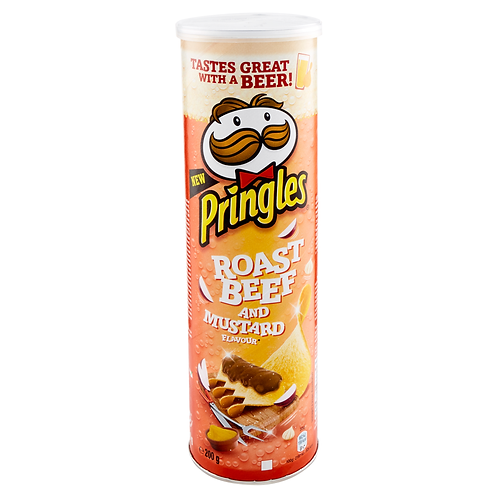Pringles Roast Beef And Mustard
