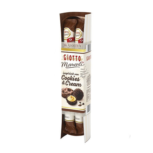 Giotto Moments Cookie And Creme