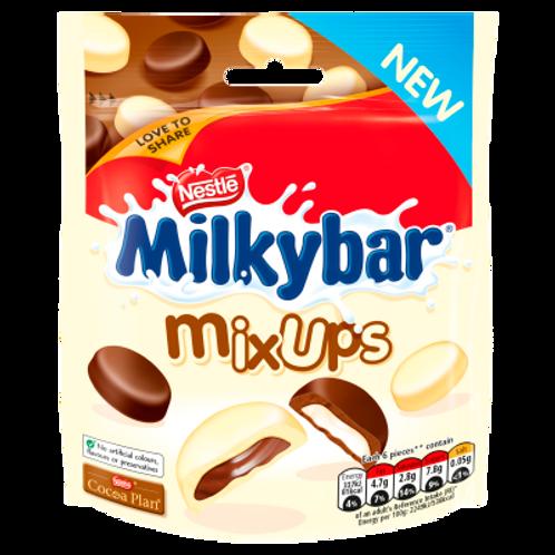 Milkybar mixups Nestlè