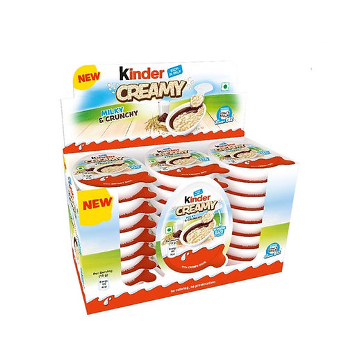 Kinder Creamy x3