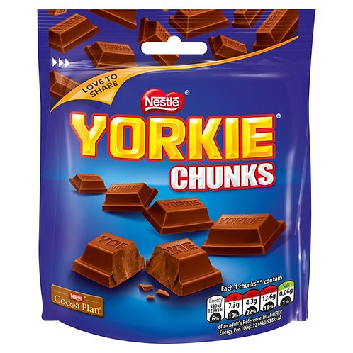 Yorkie Chunks