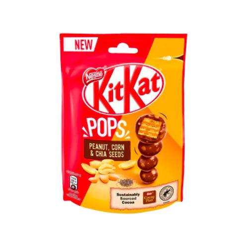 Kitkat Pops Peanut & Chia