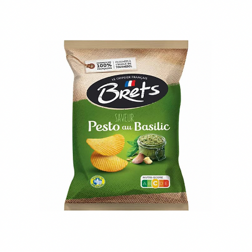 Patatine pesto e mozzarella
