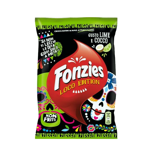 Fonzies Lime e Coco Limited Edition