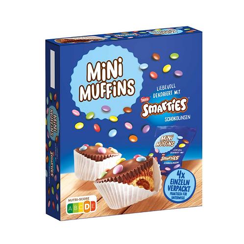 Smarties Mini Muffin