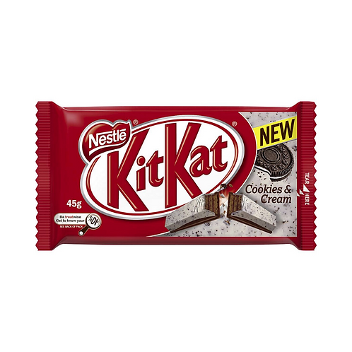 KitKat Double Cookie And Cream