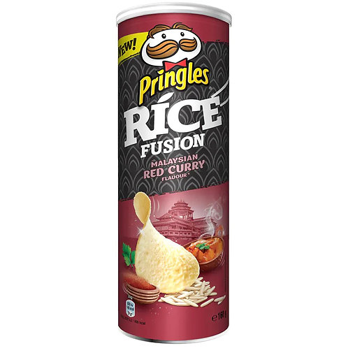 Pringles Rice Red Curry