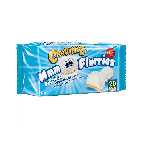 Cravingz Mmm Flurries Coconut