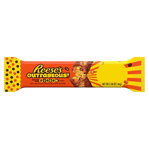 Reese's Outrageous Pieces