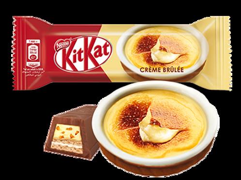 KitKat Minis Creme Brulee