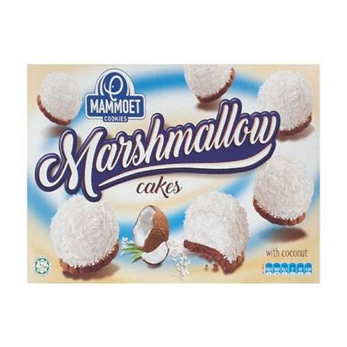 Marshmallow Coconut Cakes