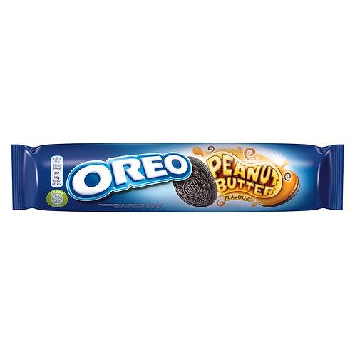 Oreo Peanut Butter Cookies