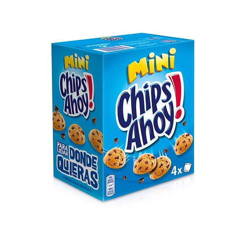 Mini Chips Ahoy Pack