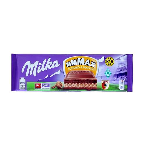 Milka Mmax Schoko & Waffle