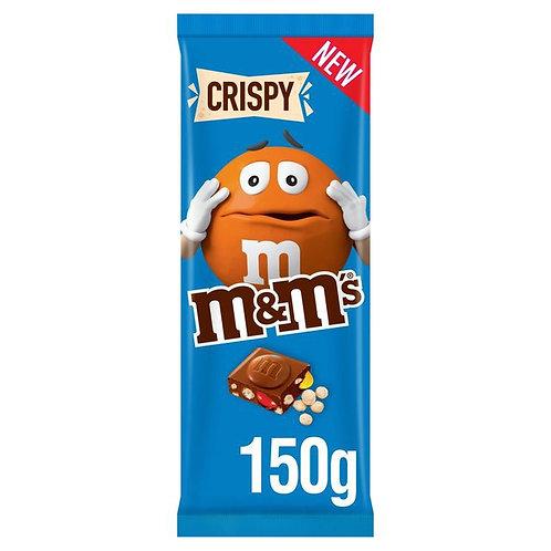 M&M Crispy