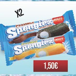 Cravingz spongiez x2
