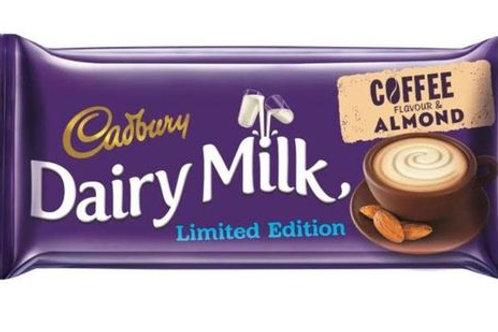 Cadbury Milk Coffee Almond