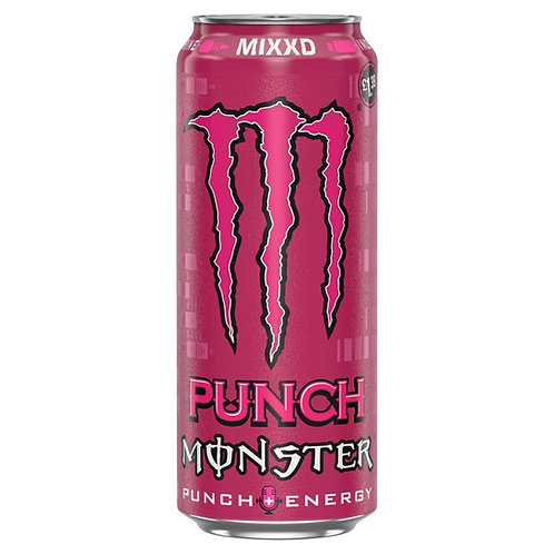 Monster Mixd Punch
