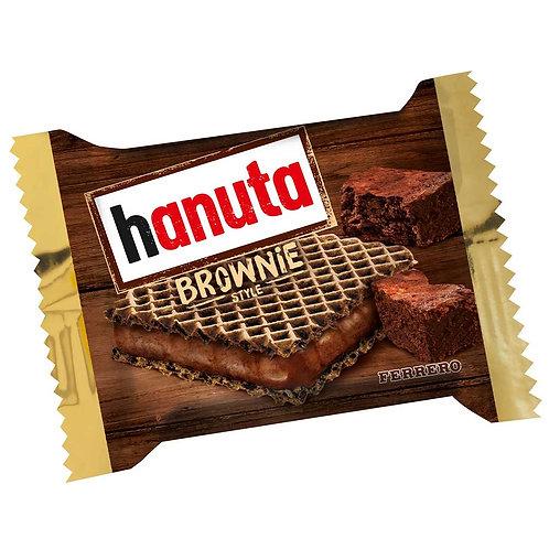 Hanuta Brownie x2