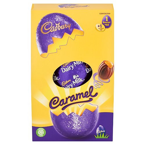 Cadbury Caramel Egg - M