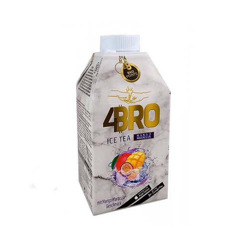 4BRO Ice Tea Mango & Maracuja