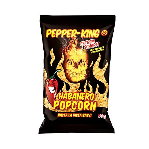 Pepper King Habanero popcorn