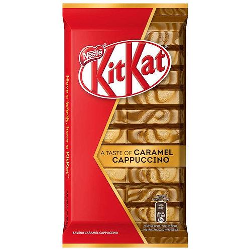 KitKat Caramel Cappuccino