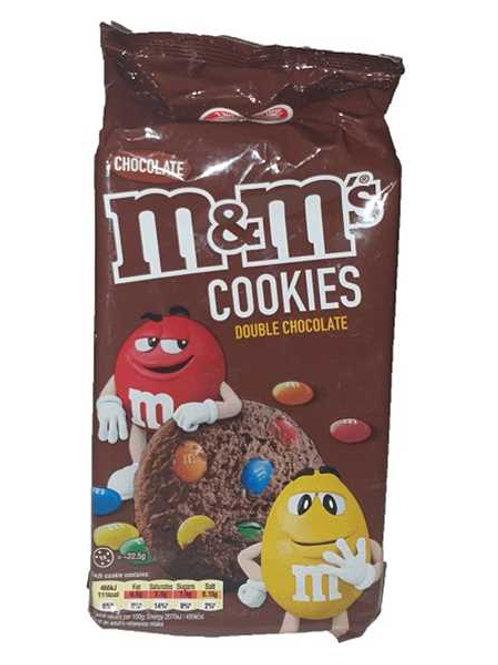 M&M'S Double Chocolate