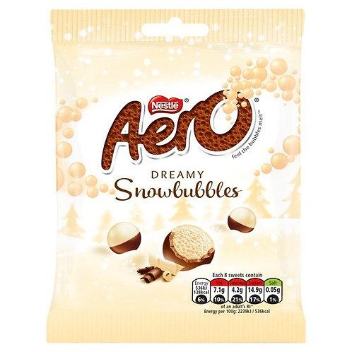 Aero Dreamy Snowbubbles