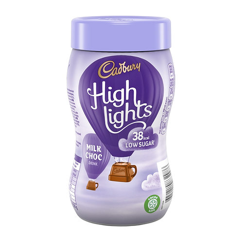 Cadbury High Lights Hot Chocolate