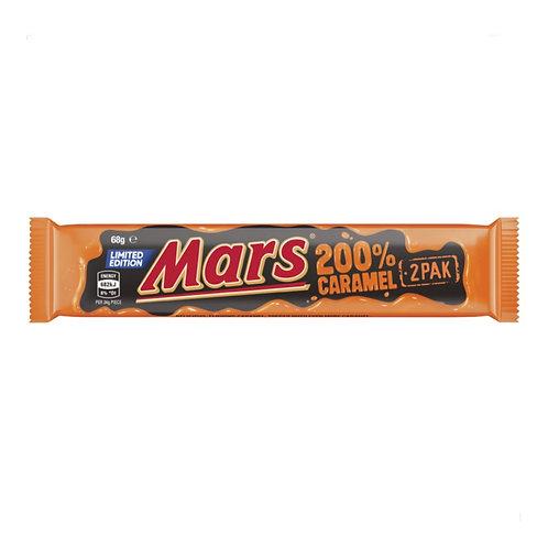 Mars 200% Caramel Limited Edition