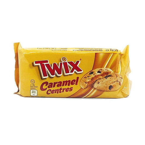Twix Caramel Centres
