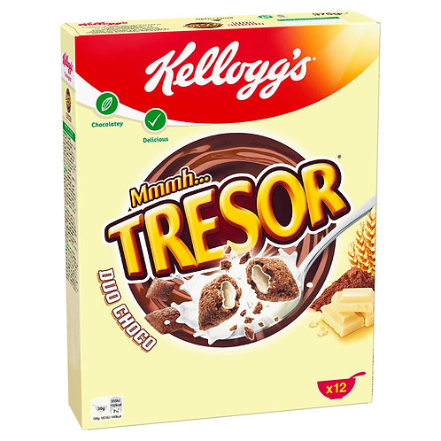Kellogg's Tresor Duo Choco