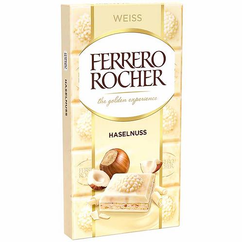 Ferrero Rocher Cioccolato Bianco e Nocciola