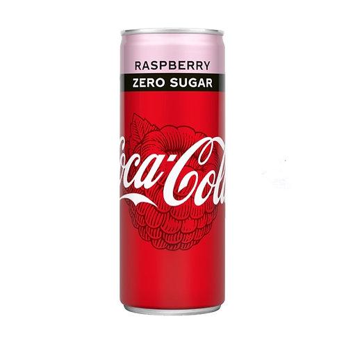 Cocacola raspberry