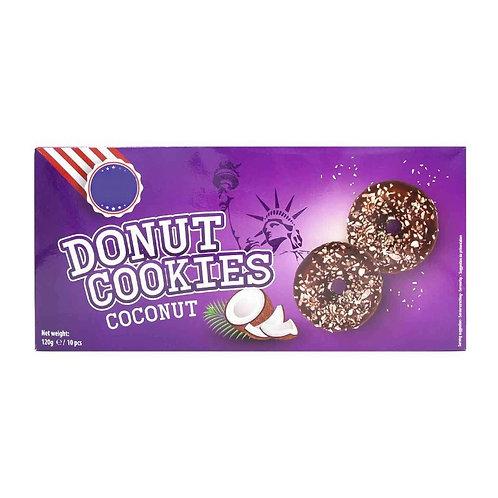 Donut Coconut