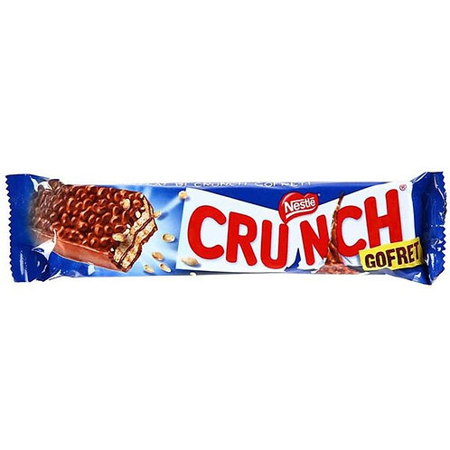 3X Nestle Crunch