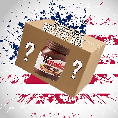 MisteryBox con Nutella + cocoa